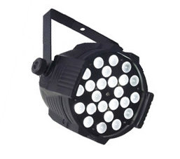 Rental - 24x18W RGBWA+UV LED Zoom PAR Can