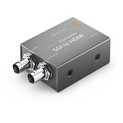 Rental - Blackmagic SDI to HDMI Micro Converter