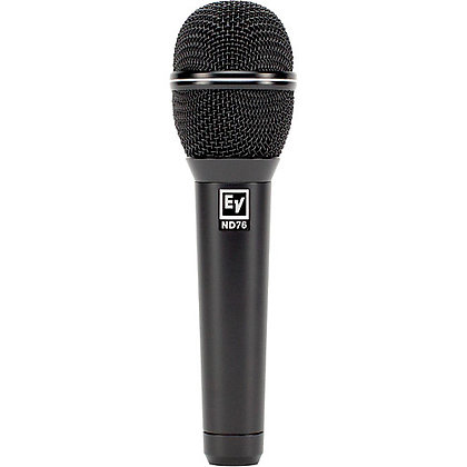 Rental - EV ND76 Wired Dynamic Cardioid Vocal Microphone