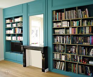 Bibliothèques contemporaine