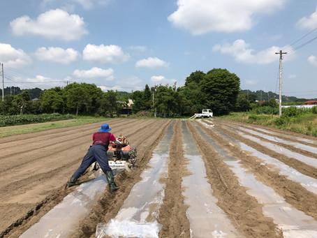 農業用機器 ~機械を扱う喜び~