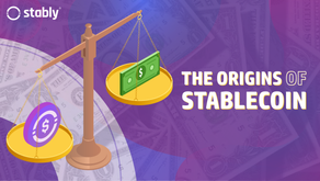 The Origins of Stablecoins