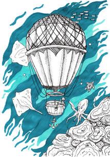 Sea Ballooning