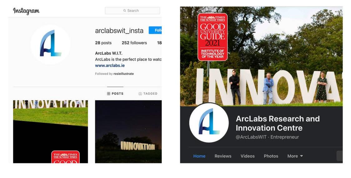 Arclabs Social