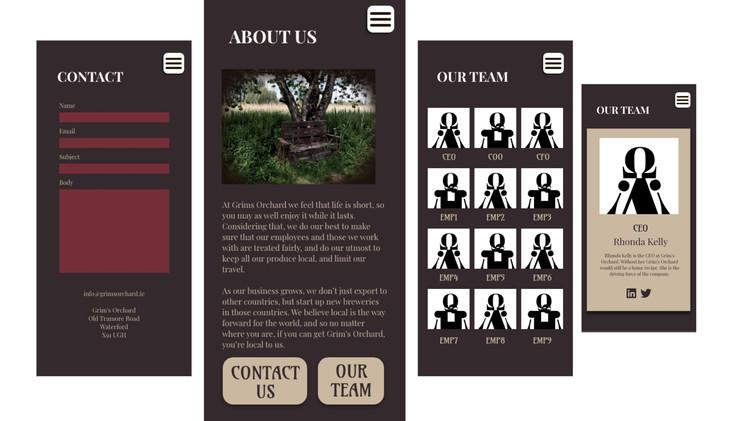 Mobile site2