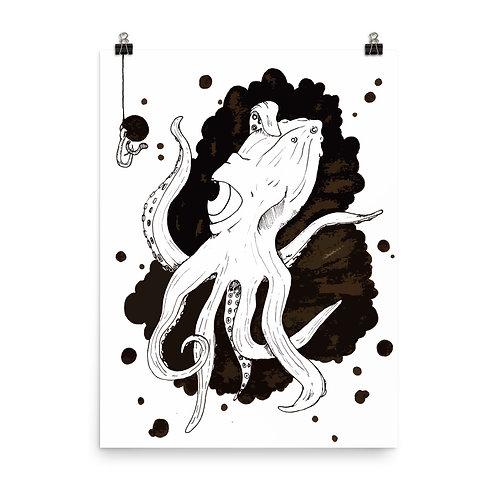 Cycloctopus Poster