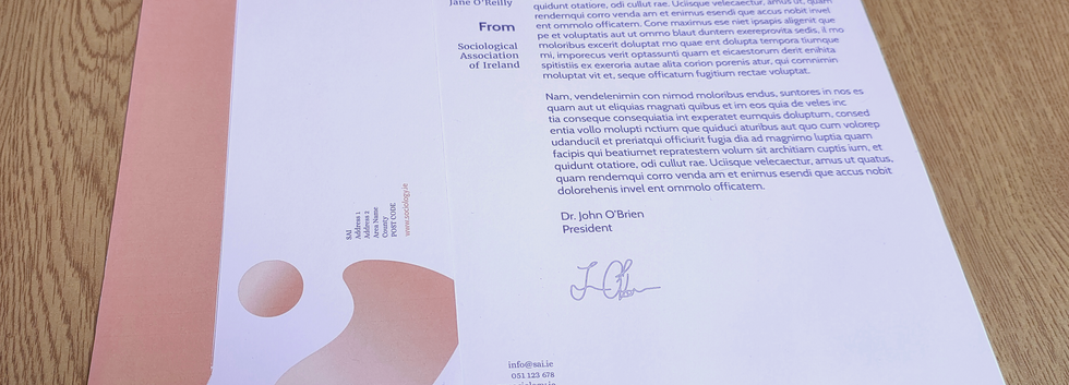 Letter & Envelope