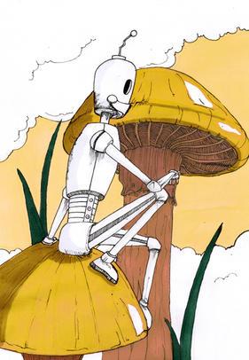 Bot Amongst the Shrooms