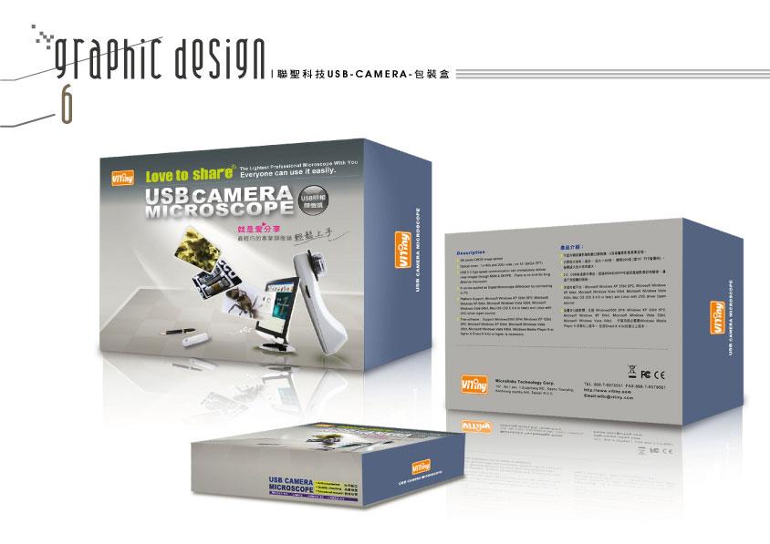 聯聖科技-CAMERA包裝