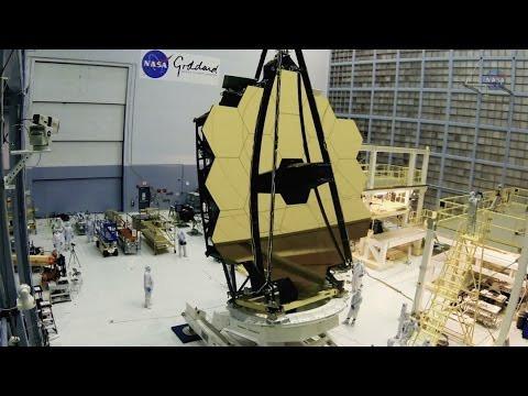 Telescopio James Webb             Imagen:  NASA