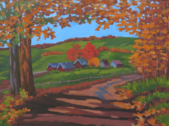 Vermont Color