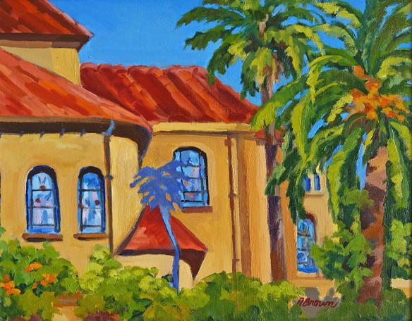 Stanford Chapel