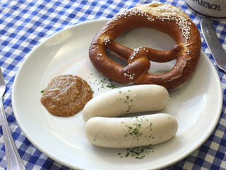 Four Bavarian dishes worth eating all year round.