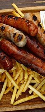 Sauages, Chips & Sauerkraut