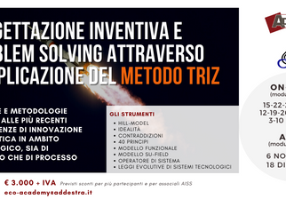 Progettazione inventiva e problem solving attraverso il METODO TRIZ