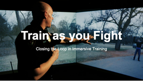 """Train as you fight!"" Milo Range Training Systems & Maestro Games"