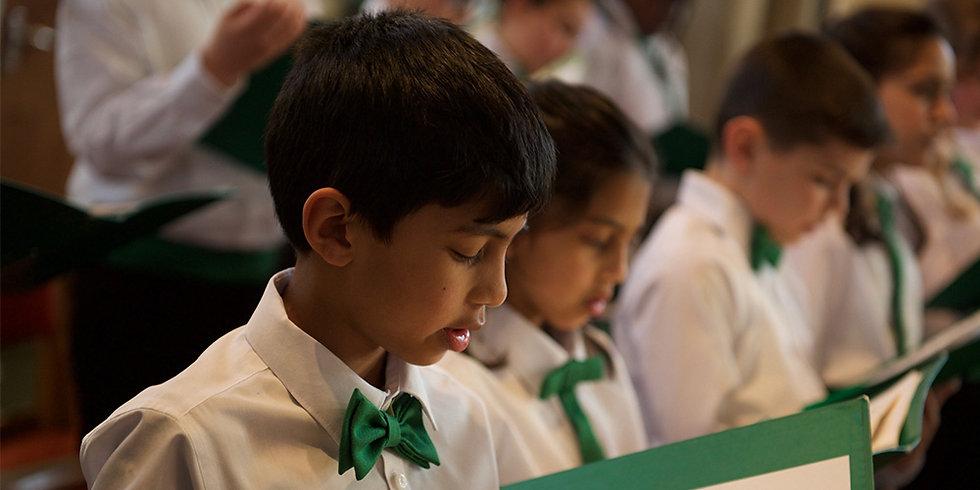 Children's International Voices 1000 x 5