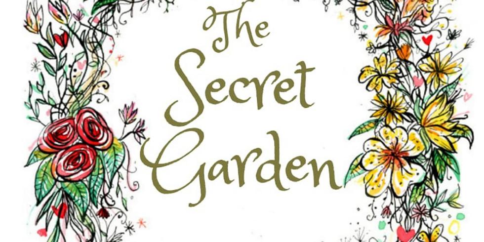 The Secret Garden Pop-Up Cafe (6)