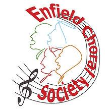 Enfield Choral Society Logo 1000 x 1000.