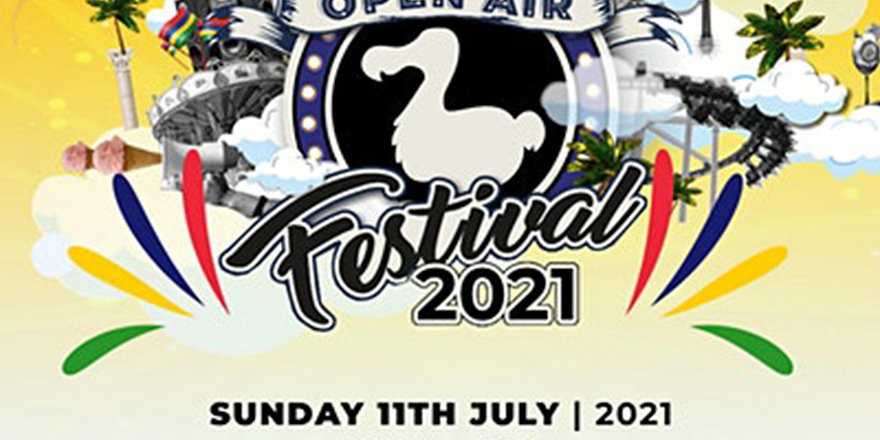 Mauritius Open Air Festival 2021