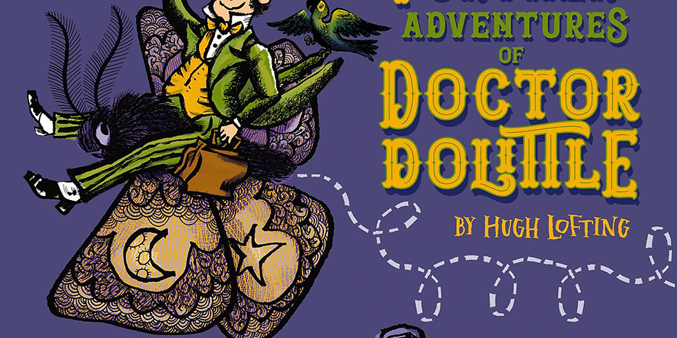 The Further Adventures of Dr Doolittle