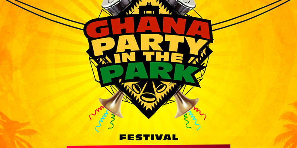 Ghana Party In The Park 2021