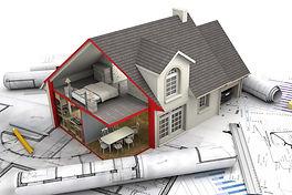 эскизный проект дома с мансардой
