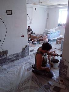 ремот квартиры в Луховицах