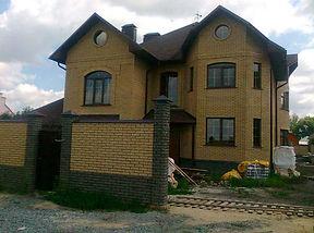 строительство домов в Луховицком районе