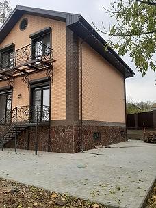 строительство домов в Луховицах и по области