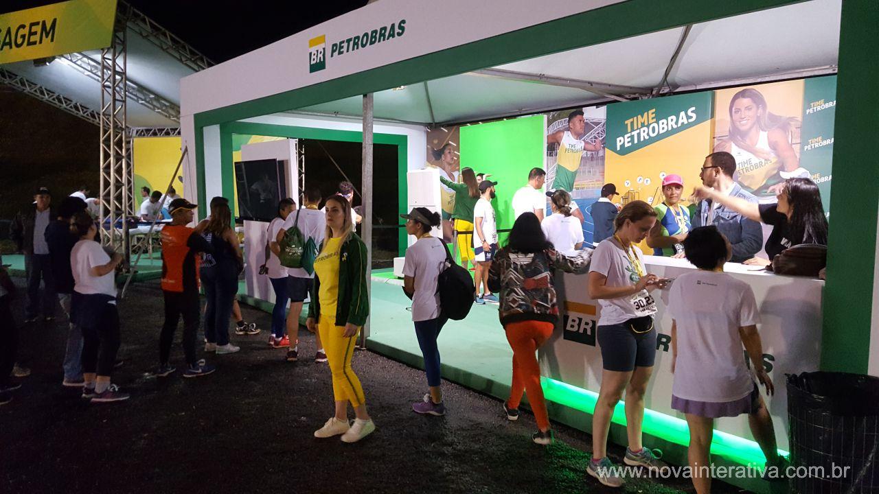 Ativação Petrobrás em Interlagos