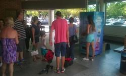 Vending Machine Bimbo do Brasil