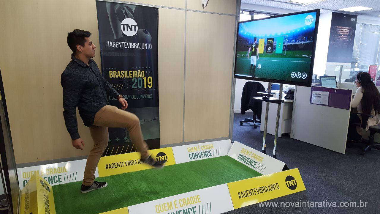 Pênalti Virtual TNT