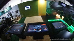 Mesa interativa touch screen 42 polegada