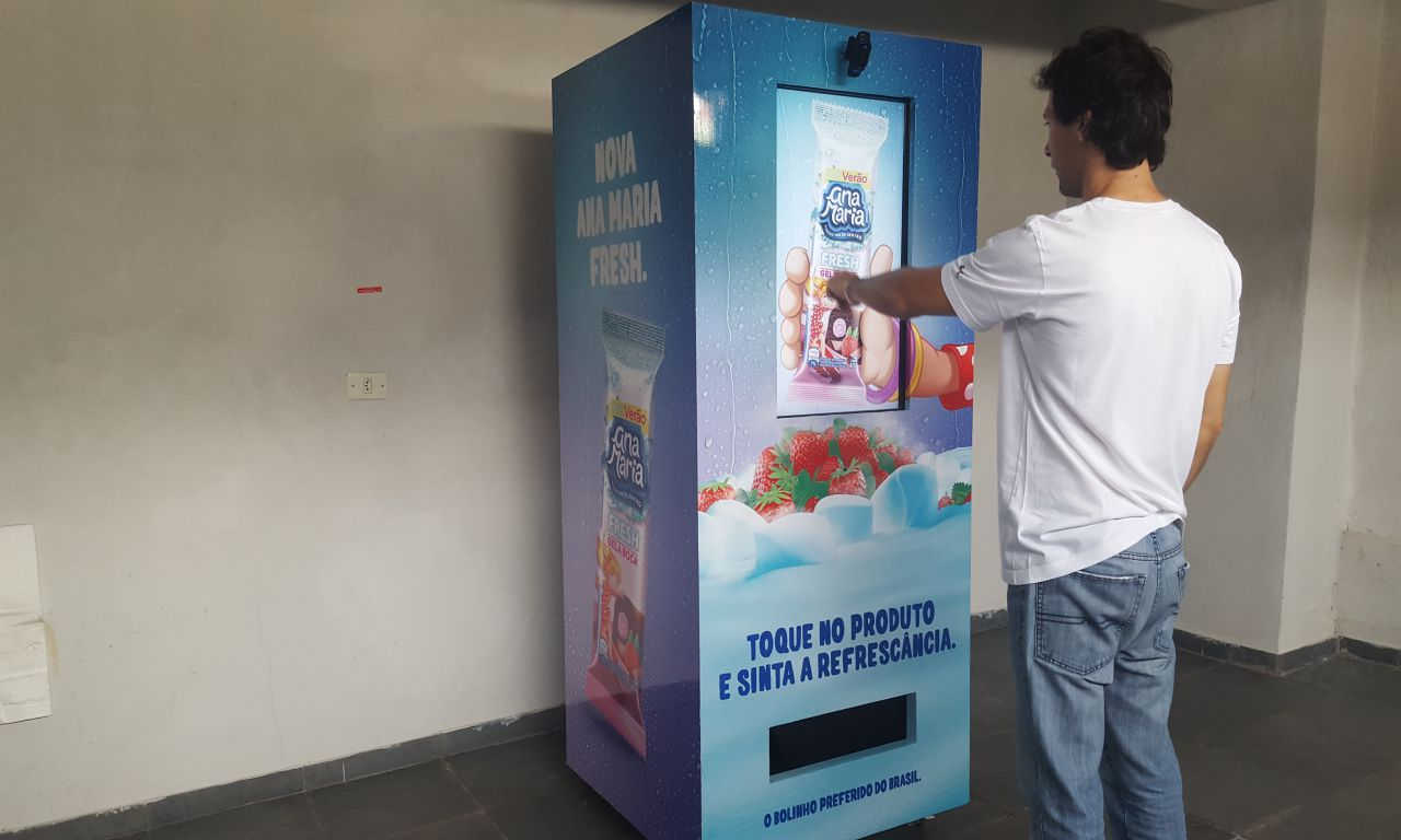 Vending Machine Ana Maria Fresh