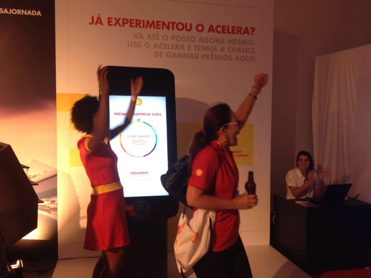 iPhone Touch que Sorteia Brindes