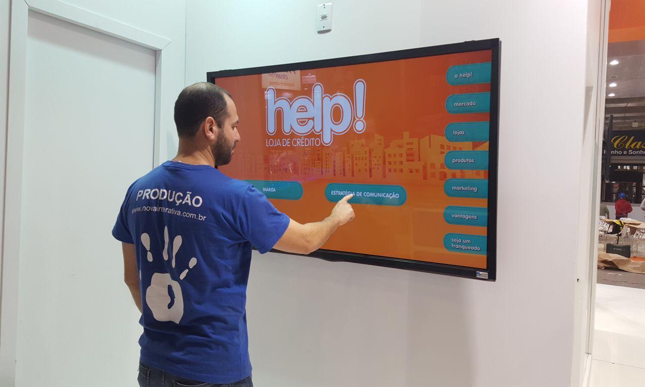 Catalogo Touch Screen Help