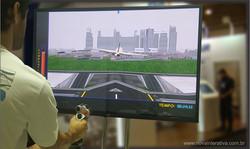 Simulador de Avião Proair