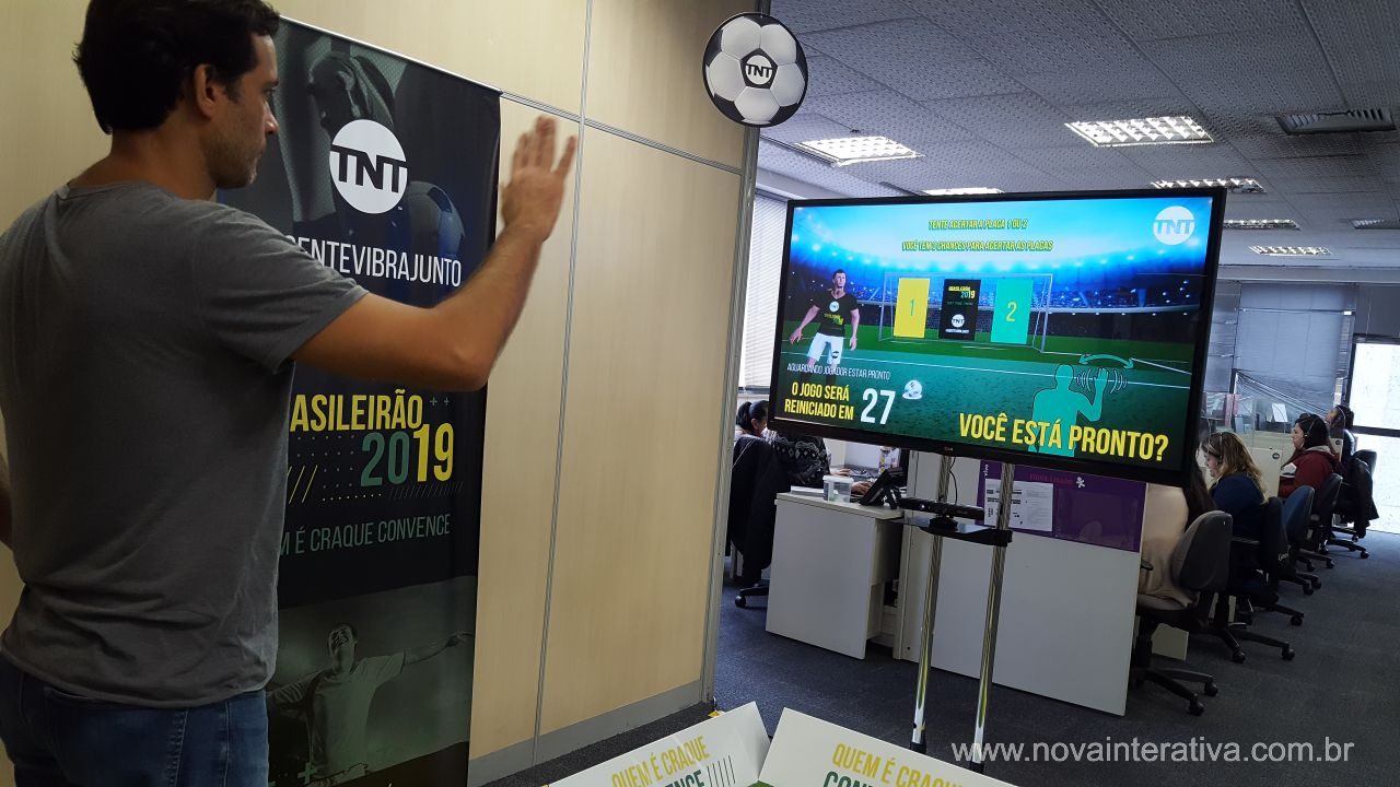 Brasileirão 2019 TNT