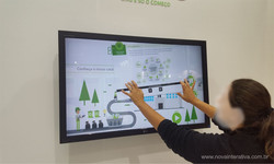 Monitor Multi Touch Estre Ambiental