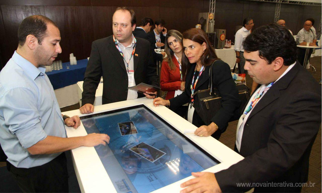 Mesa Multi Touch Nova Interativa