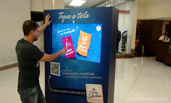 Totem Touch Screen Polenghi