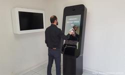 Espelho Touch Screen
