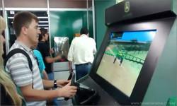 Simulador de Trator John Deere