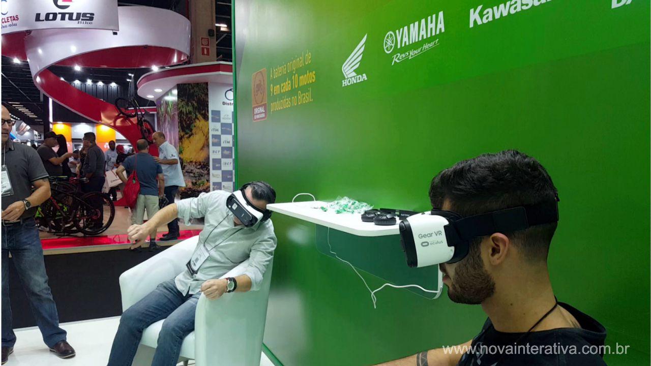 Realidade Virtual Heliar