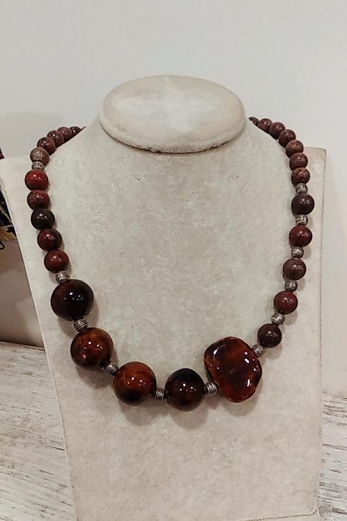 Unique Handmade Necklace 4
