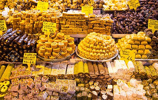 28152042-turkish-sweets-in-spice-bazaar-
