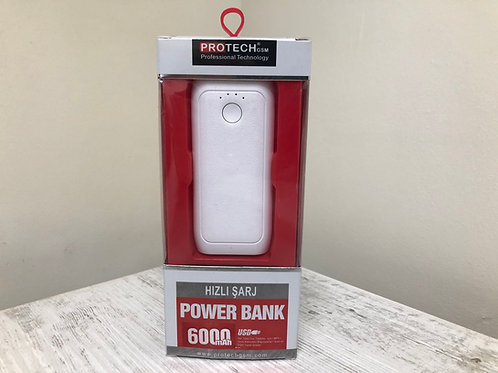 Power Bank (6000 mah)