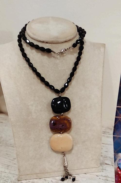 Unique Handmade Necklace 14