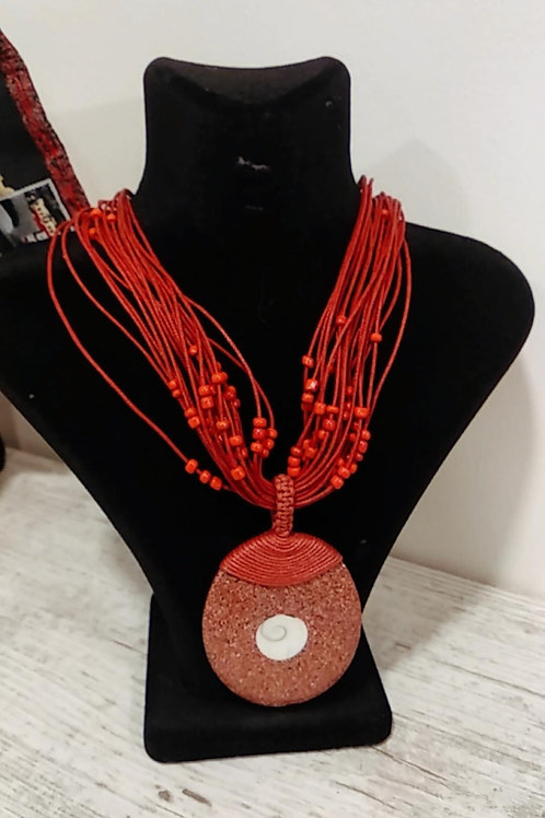 Unique Handmade Necklace 1